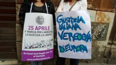 Manifestazione del 25 Aprile