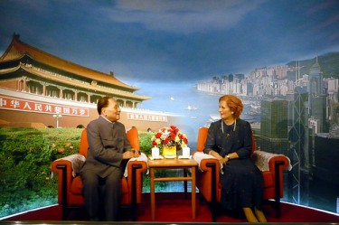la Thatcher e la restituzione di Hong Kong